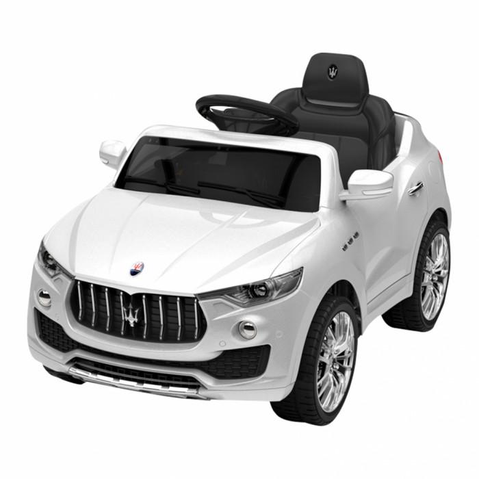 Carrinho 6 Volts Maserati Branco