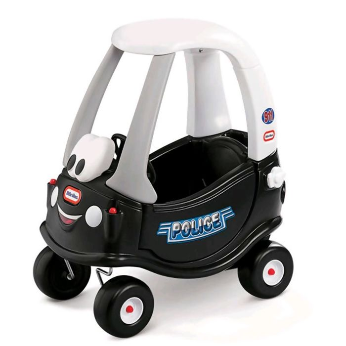 Carro Policia -  Little Tikes