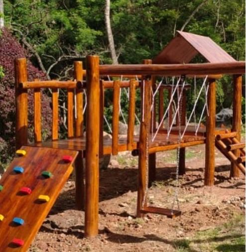 Casa do Tarzan com Ponte - Bemboladas