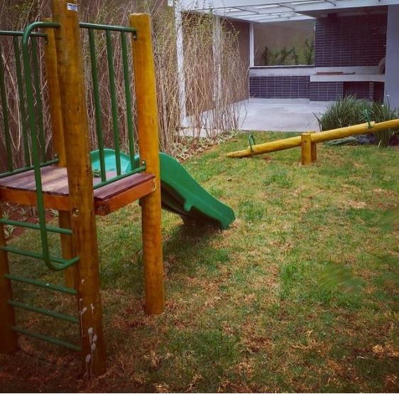 Conjunto Playground Condomínio - Bemboladas