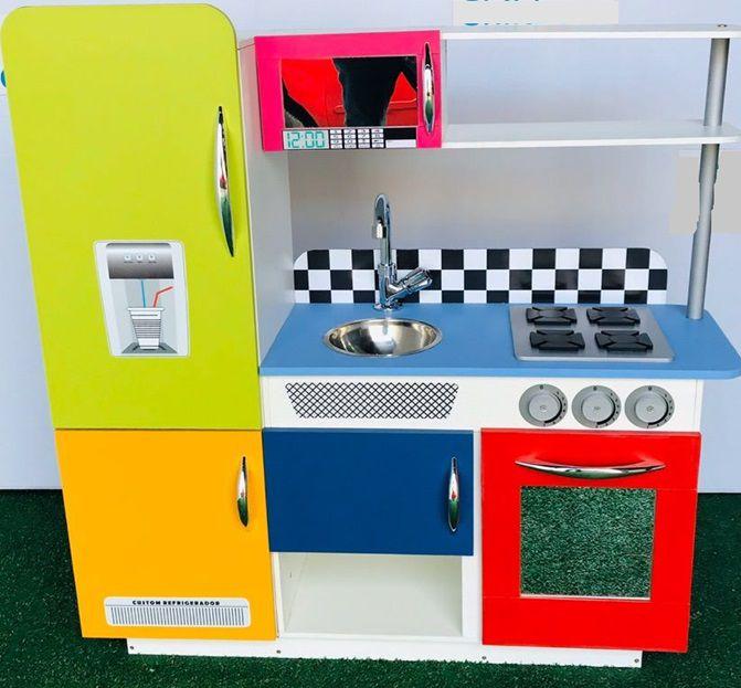 Cozinha Infantil - Bemboladas