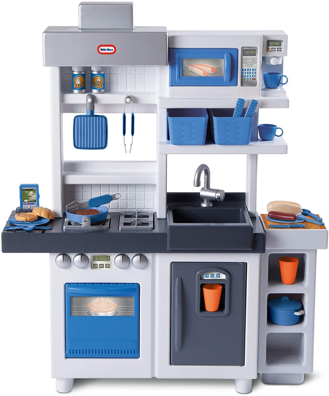 Cozinha Ultimate Azul - Little Tikes