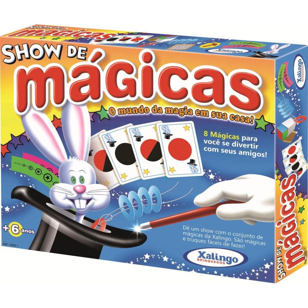 Jogo Show de Mágicas - Envio Imediato