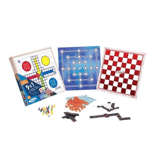 Jogos Cássicos 5 x 1 - Envio Imediato