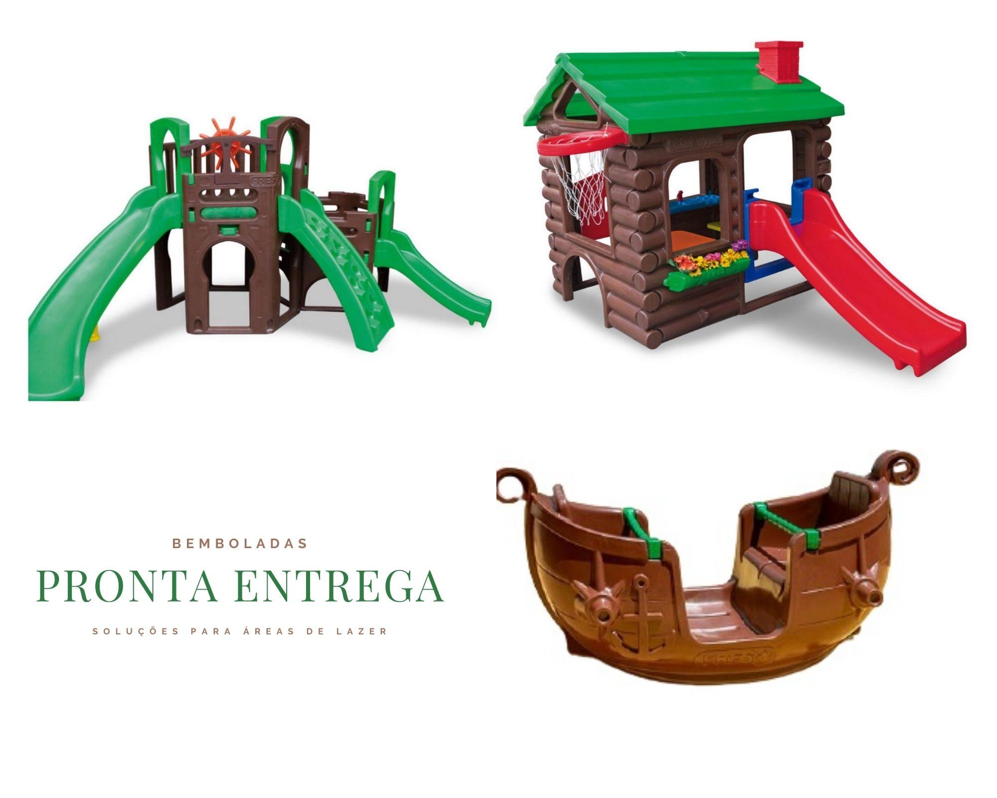 Kit Playground V - Bemboladas