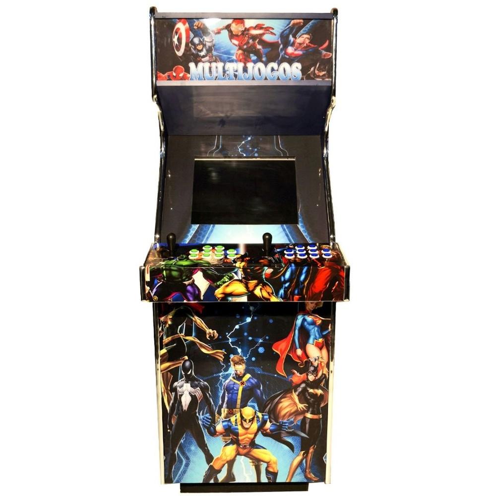 Máquina de Videogame - Bemboladas