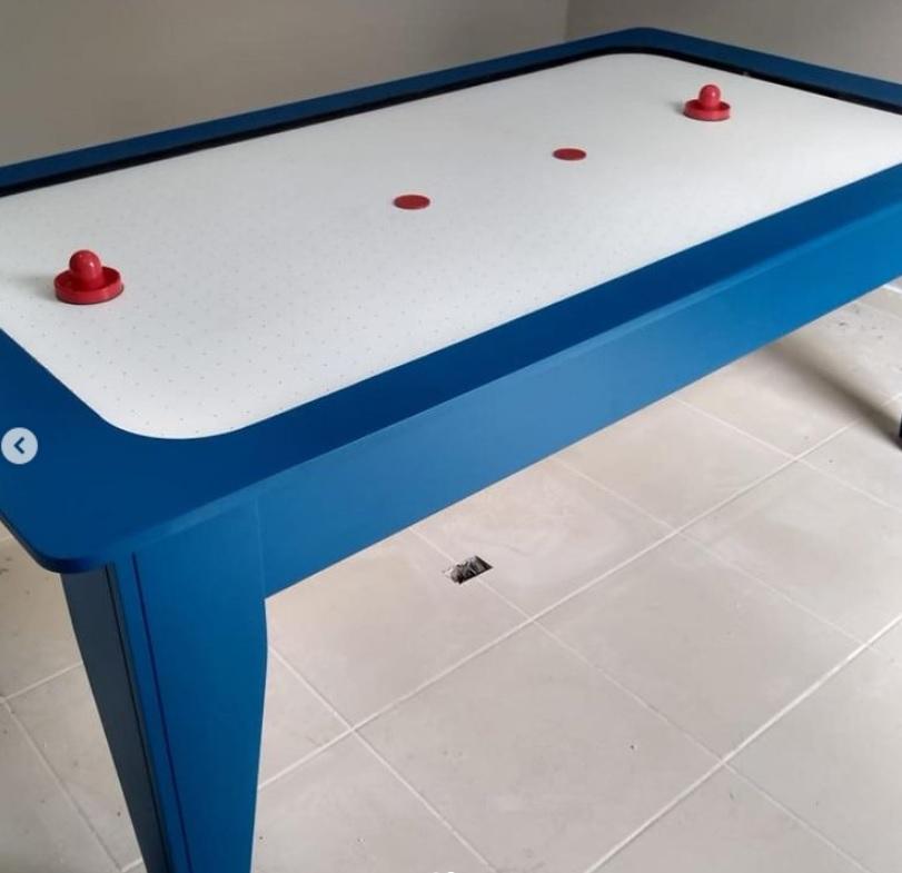 Mesa de Air Game - Bemboladas