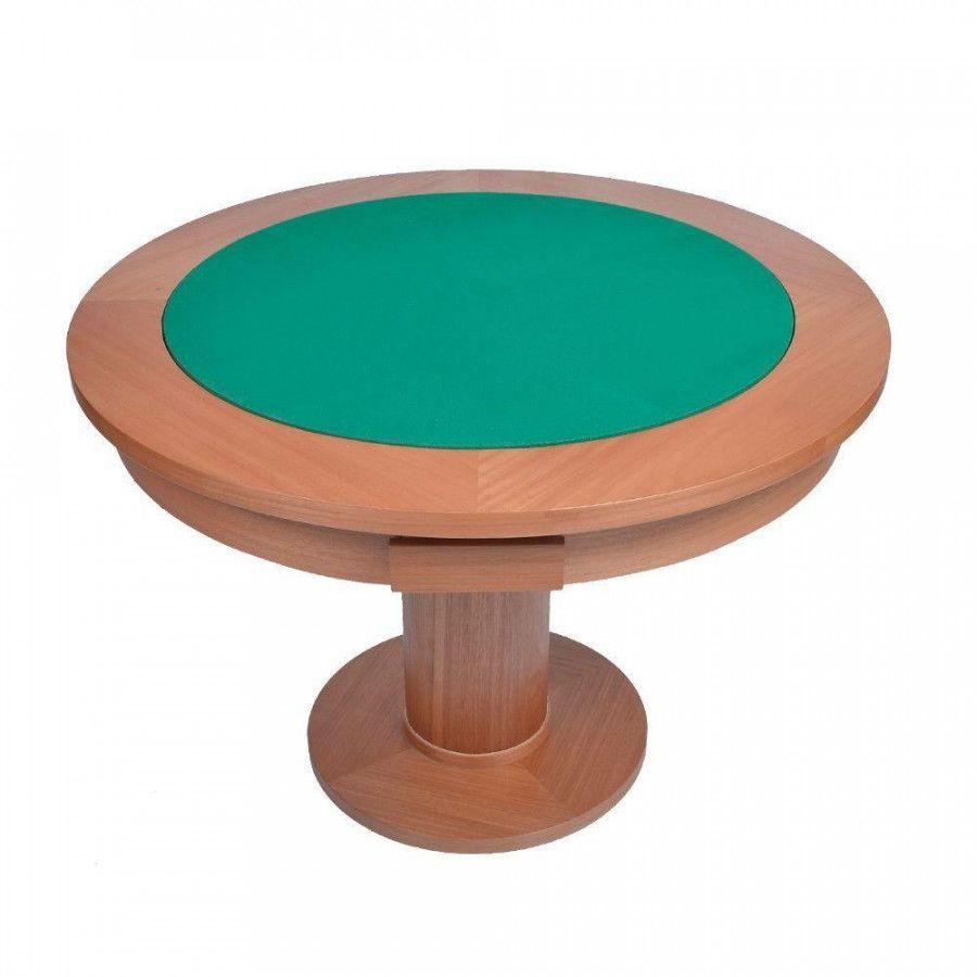 Mesa de Carteado Redonda - Bemboladas