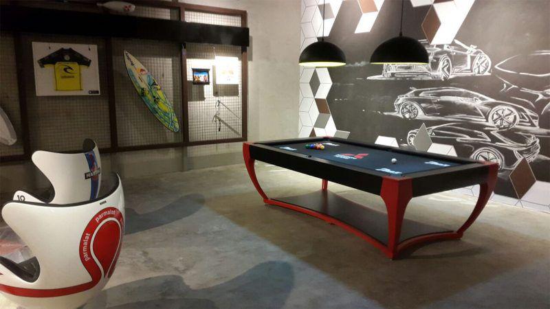 Mesa de Sinuca Istambul - 7 Ball