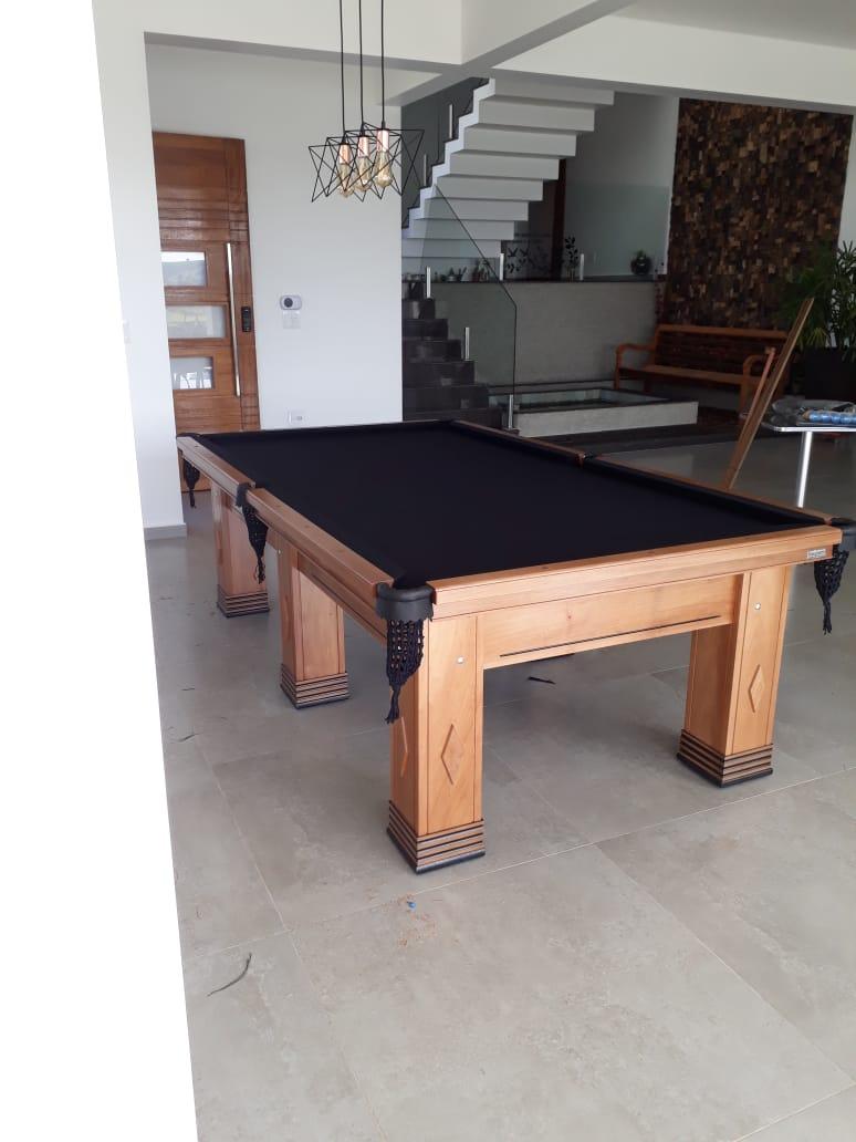 Mesa de Snooker Semioficial - Bemboladas