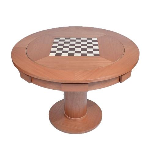 Mesa de Xadrez e Carteado - Bemboladas