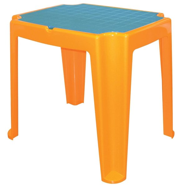 Mesa Infantil Versa Com Compartimento Tramontina - Envio Imediato