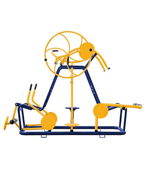 Multi Exercitador 6 Funções - Bemboladas