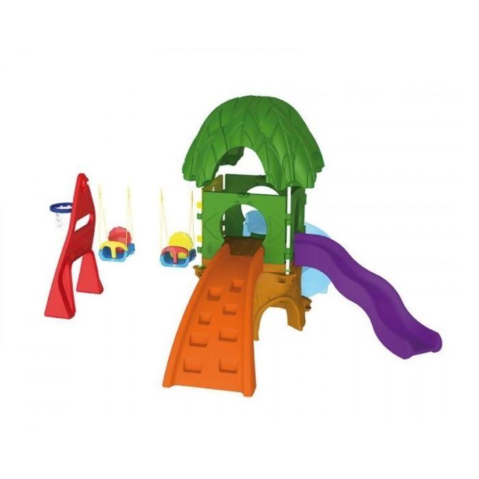 Playground Casa na Árvore Xalingo