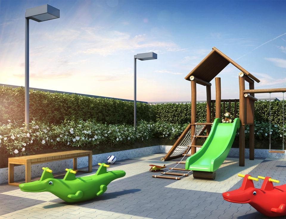 Playground Condomínio Bemboladas