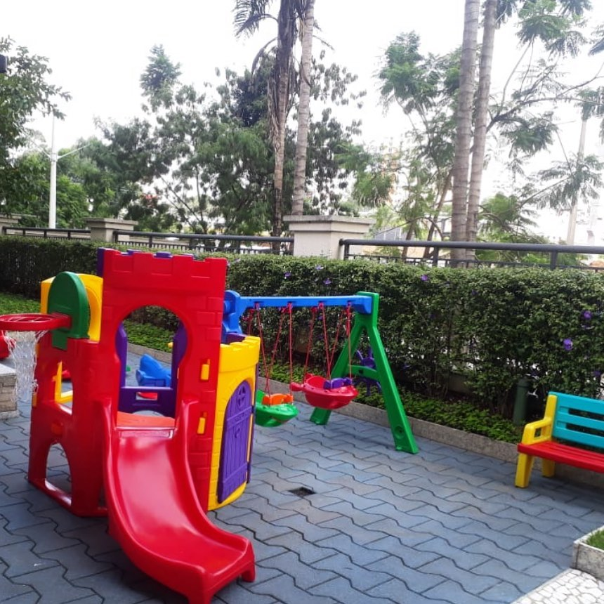 Playground Condomínio Bemboladas - Envio Imediato