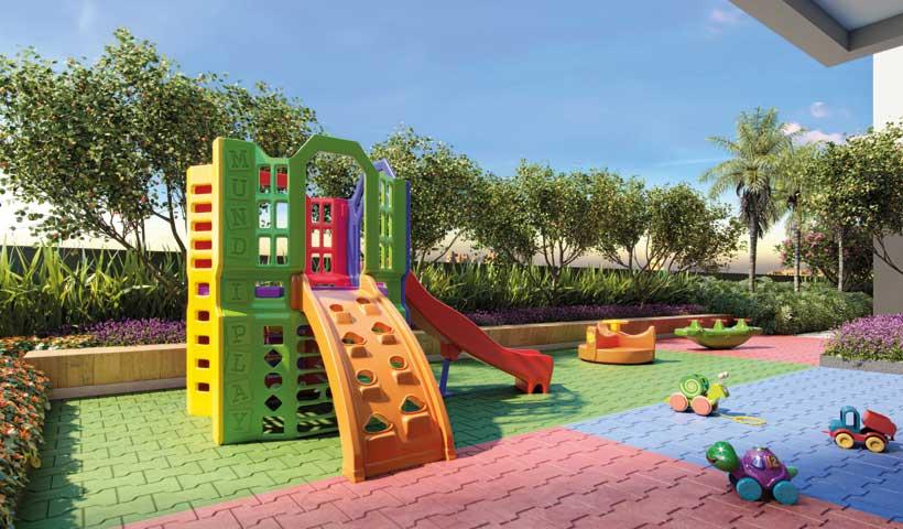 Playground Condomínio - Bemboladas