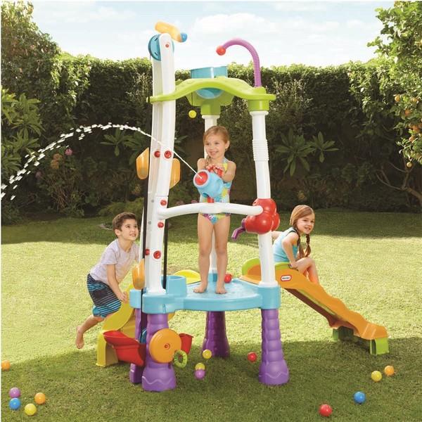 Playground Torre Tumblin Little Tikes - Envio Imediato
