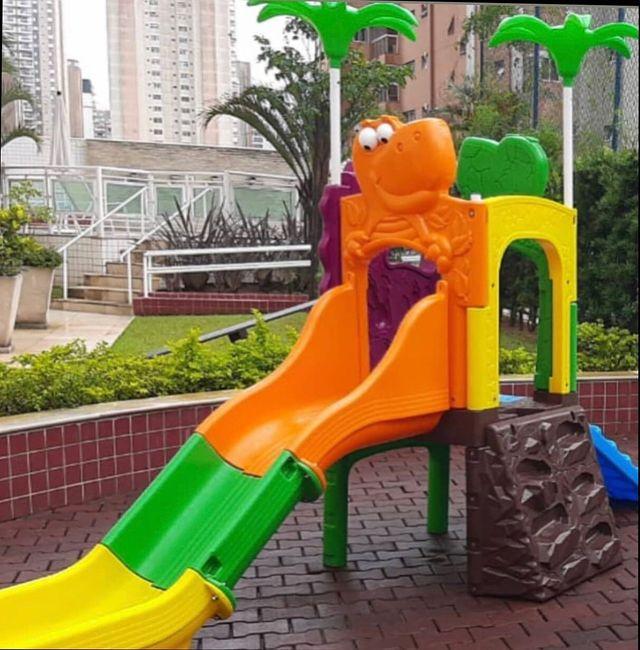 Playground Ilha dos Fofossauros Xalingo - Envio Imediato