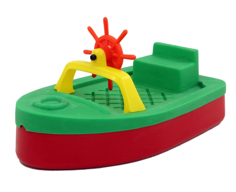 Tanque de Areia e Água Barco