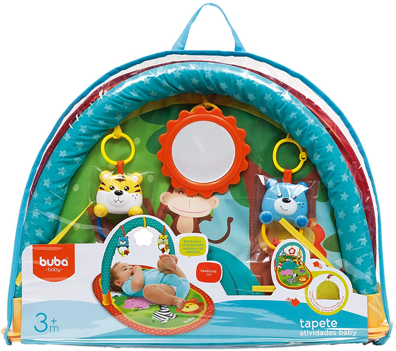Tapete Atividades Baby Safari - Buba