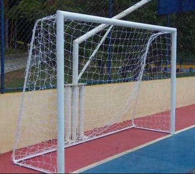 Trave de Futsal Galvanizada - Bemboladas