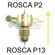 Adaptador Botijão P13 (Rosca Grossa) - Ref. 00103