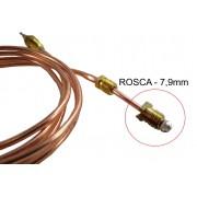 Adaptador Termopar/Sensor de Chama - Rosca 7,9mm - Ref. 02556