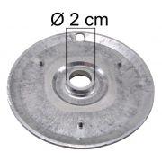 Bacia DAKO MULLER da Boca Gigante - Furo de Encaixe 2cm - Ref. 02909