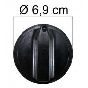 Botão Manípulo FOGÃO INDUSTRIAL - Encaixe Registro