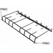 Grade DAKO MULLER MODERATO - Pino Lateral - 39,8cm x 19,6cm - Ref. 02551