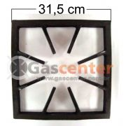 Grade Fogão Industrial 30x30 - 8 Braços - Ref. 00990