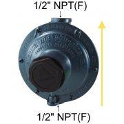 Regulador de Gás ALIANÇA - 20Kg/h AZUL - GLP - 76511/5 AZ - Ref. 01205
