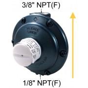 Regulador de Gás ALIANÇA - 7Kg/h - GLP - 506/03 - Ref. 03022