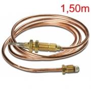 Termopar/Sensor de Chama UNIVERSAL - 1,50m - Rosca 7,8mm - Ref. 02792