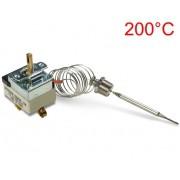 Termostato CAEM - de 50°C à 200°C - 30 ampere - Bivolt - com Bucha 3/8