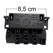 Usina Acendimento Automático 6 SAÍDAS - Polo Fino - Ref. 01010