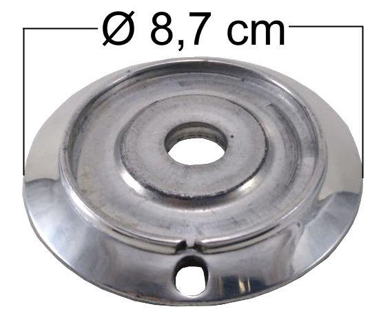 Bacia DAKO/MULLER da Boca Pequena - Furo de Encaixe 2cm - Ref. 00857