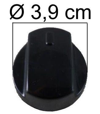 Botão Manípulo BRASTEMP/CONSUL - Encaixe Vertical - Ref. 02885