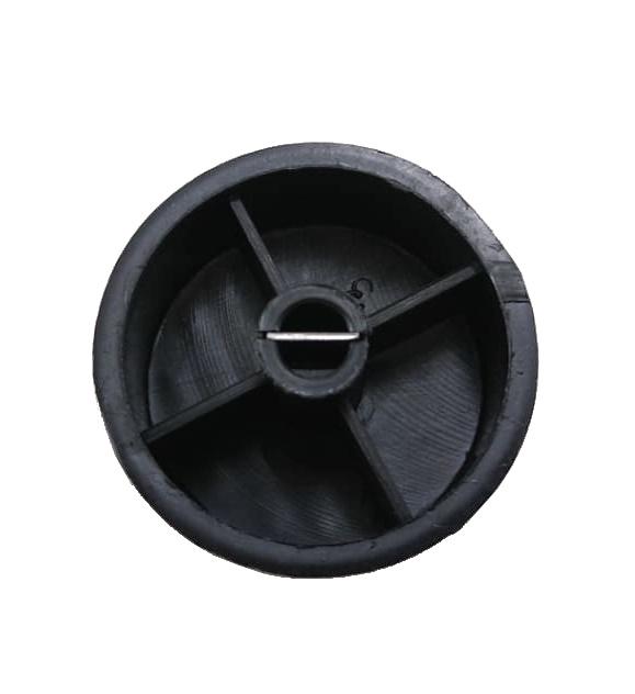 Botão Manípulo CHAPA/SANDUICHEIRA - COM TRAVA - Encaixe Horizontal - Ref. 01652