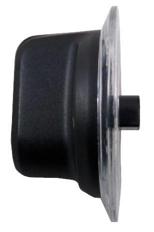 Botão Manípulo BRASTEMP/CONSUL DO FORNO - Encaixe Horizontal - Ref. 02436