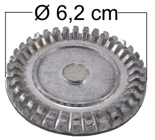 Espalhador de Chama BRASTEMP CLEAN ANTIGO da Boca Pequena - Ref. 00813