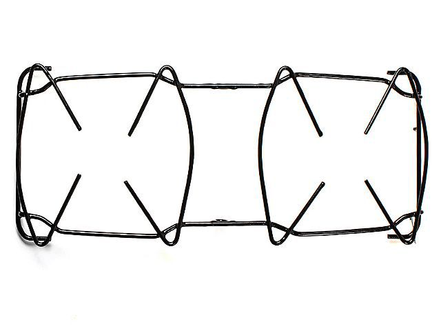 Grade ATLAS GRÉCIA MÔNACO - Pino Lateral Diagonal - 45,2cm x 19,2cm - Ref. 01546