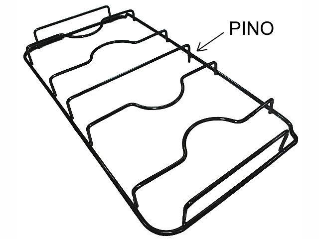 Grade ATLAS UTOP - Pino Central - 48,1cm x 24,8cm - Ref. 02298