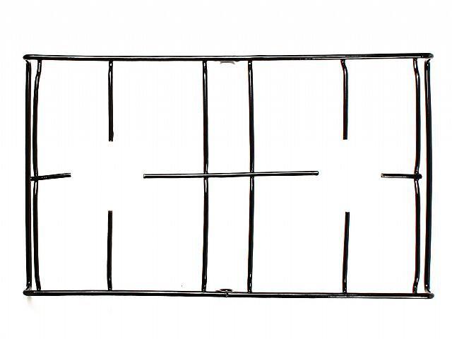 Grade CONTINENTAL PRINCE CAPRI AMATO CENTRAL - Sem Pino - 44,8cm x 25,8cm - Ref. 01085