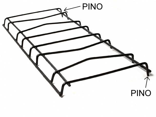Grade DAKO MILLE CELTA ACORD - Pino Lateral - 43,4cm x 19,4cm - Ref. 01099