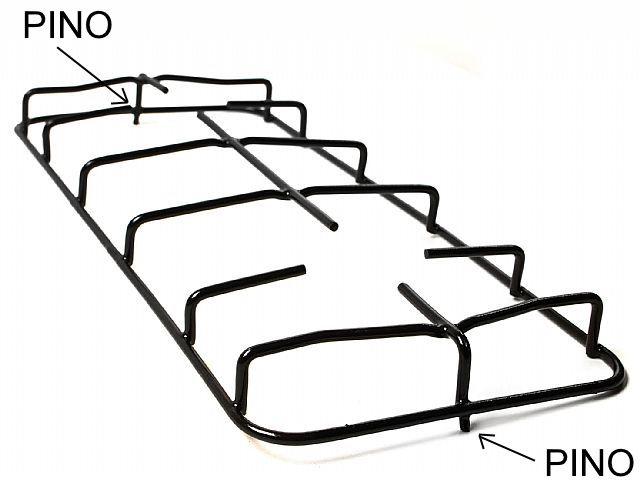 Grade ESMALTEC ANGRA MARESIAS SAFIRA OLINDA - Pino Central - 43cm x 18,3cm - Ref. 01100