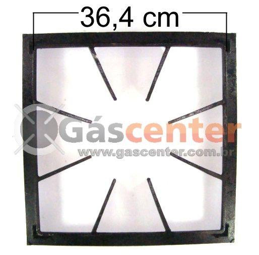 Grade Fogão Industrial 40x40 - 8 Braços - Ref. 00991