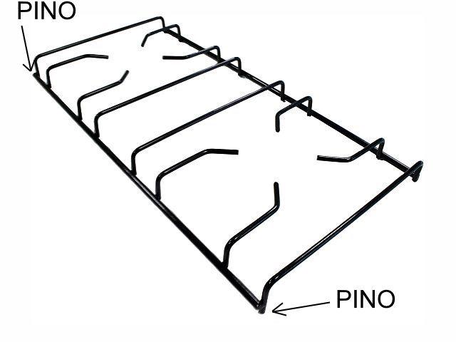 Grade MULLER GIORNO - Pino Lateral - 42,6cm x 21cm - Ref. 02767