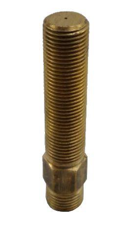 """Injetor INDUSTRIAL 52mm - 1/8""""NPT(M) - Furo 0,60mm - Ref. 02574"""